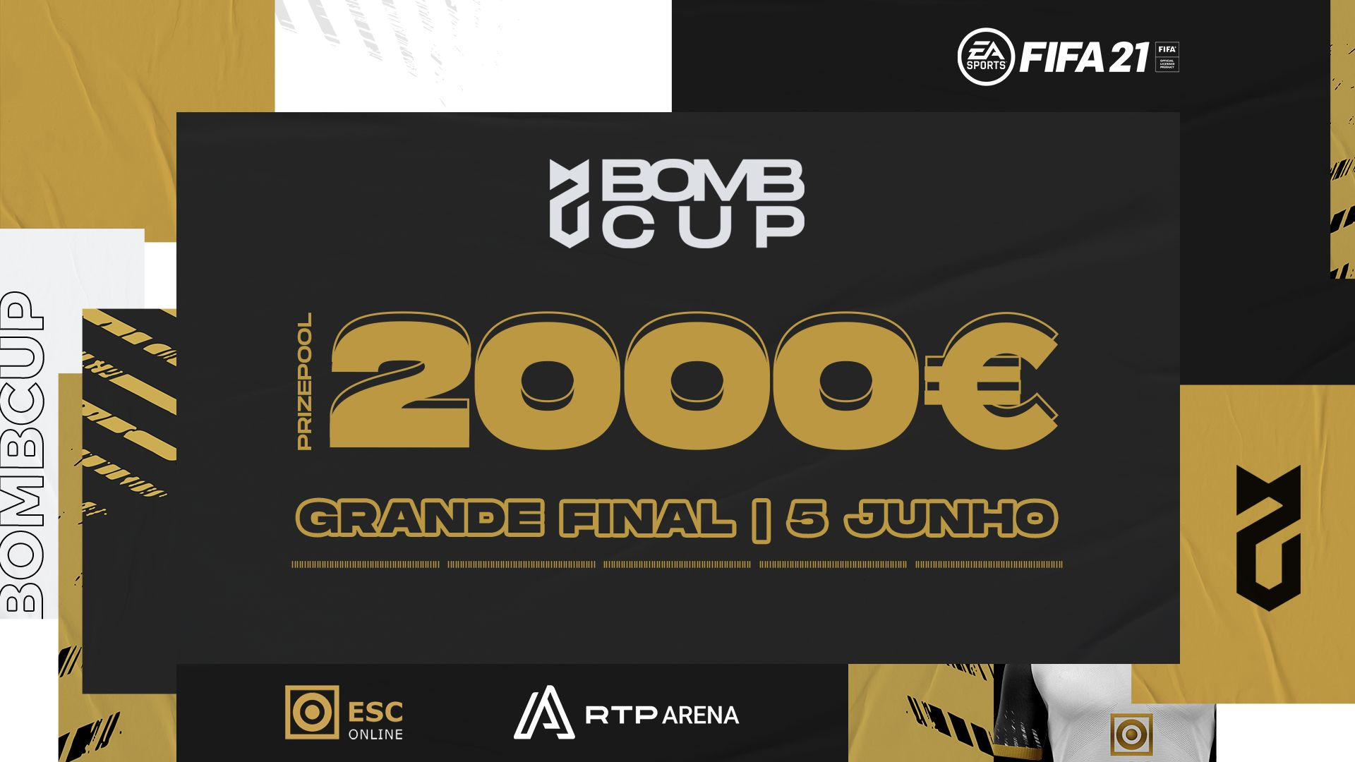 ESC Online Bomb Cup returns to the 3rd edition in Portugal