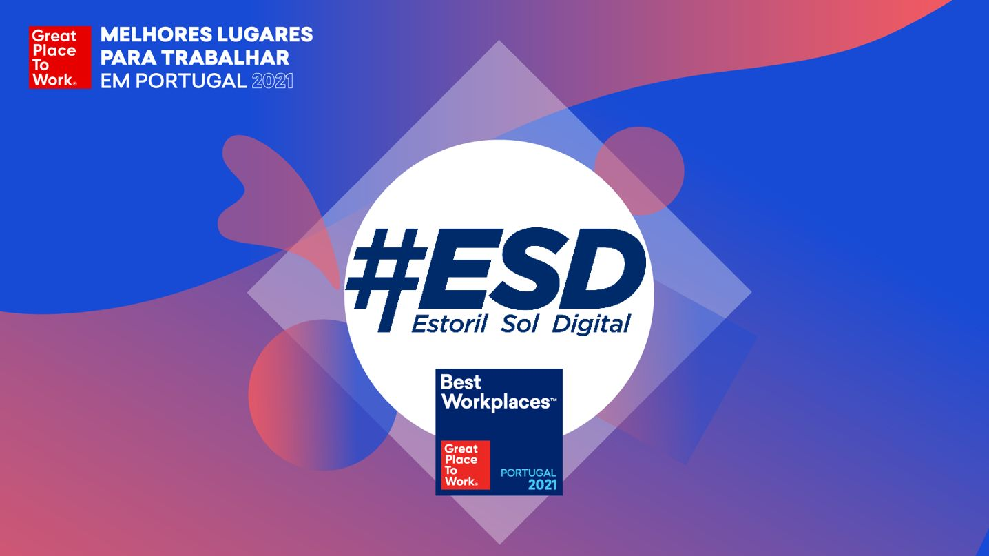 ESD volta a ser distinguida como uma das melhores empresas para trabalhar